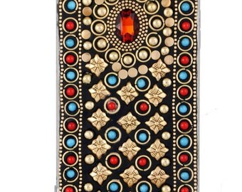 iPhone 5s, 5 Indian Handmade Designer Mobile Cover