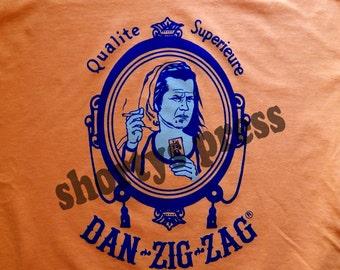 danzig zag tee shirt