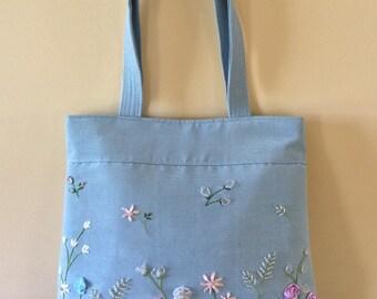 Spring Garden Handbag