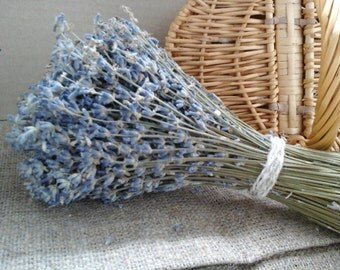 Dried French Lavendar Bunches,A Highly Fragranced Herb.