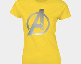 Woman Avengers T-shirt