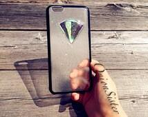 Cool Resin iPhone Case Sparkle iPhone Case 6 | iPhone Case Glitter | Bling Diamond iPhone 5s Case |  iPhone SE Case | iPhone Case 6s 6 Plus