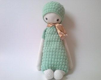Crochet Doll, Crochet Toy, Plush Toy, Handmade Doll, Baby Shower Gift, Amigurumi
