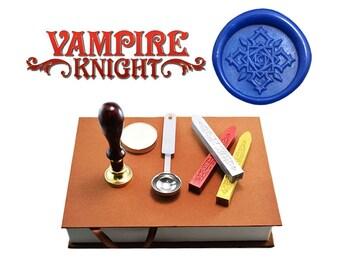 Vampire Knight Anime Seal - Wax Stamp Gift Set / Kit