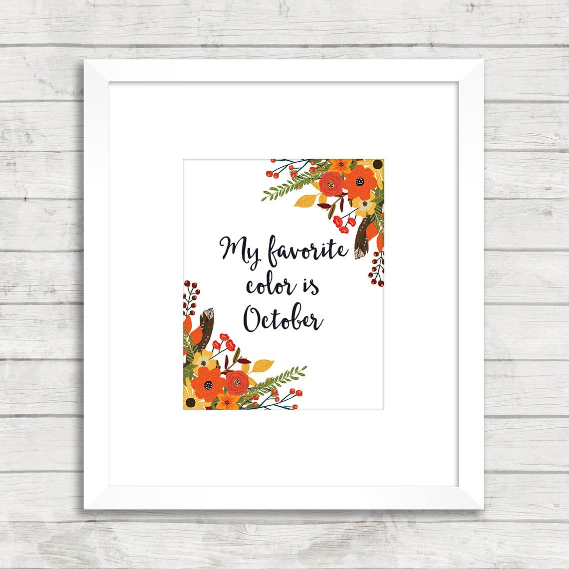 my favorite color is october printable by