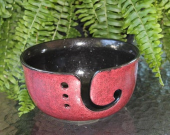 Yarn Bowl/ Knitting, Crochet Bowl