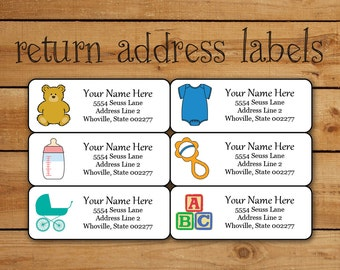 avery 5160 return address label template - avery address label etsy