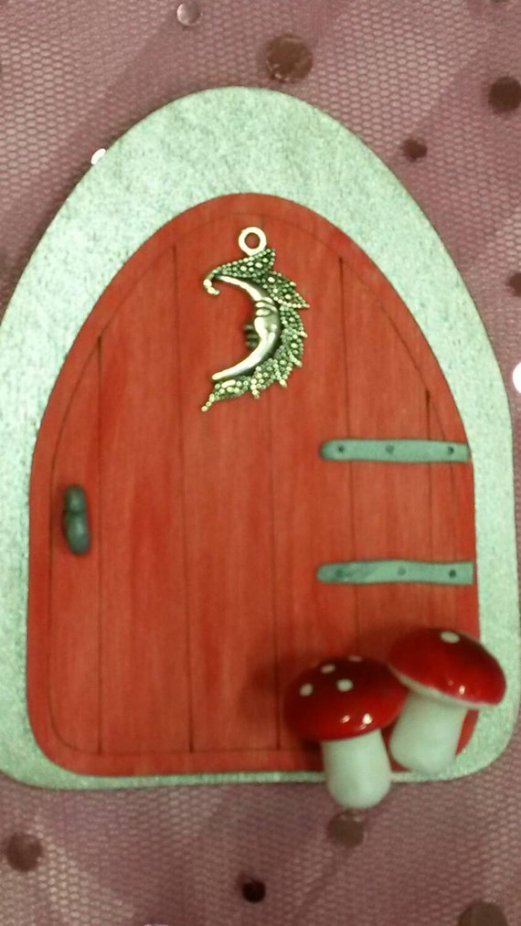 Fairy door fairy garden fairy accessories fairy house for Elf door accessories
