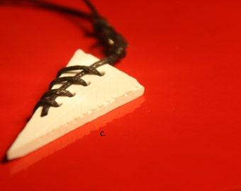 Men's Necklace shaped plastic components