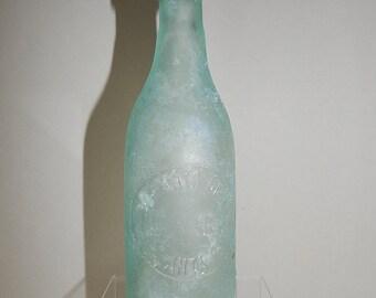 Rare Atlanta City Brewery Bottle, ca. 2nd Half 19th Century.