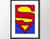Superman Logo - Classic S...