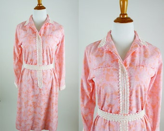 vintage 1960s dress • Lovely Lilly Pulitzer Dress • vintage 60s shirtdress