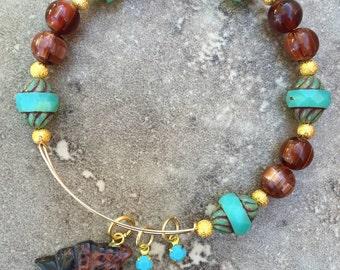 Summertime Blues Bracelet
