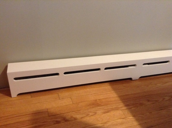 Items Similar To Wooden Baseboard Covers Custom On Etsy