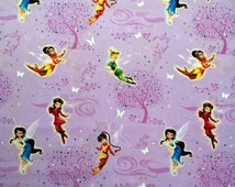 Tinker Bell Fairies and Butterfly Toss