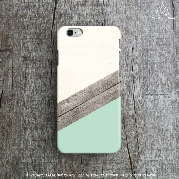 SPRING GREEN iPhone 6 Case. Boho iPhone 6 Plus Case. Art iPhone Case. Color Block iPhone 6 Cover. Nature iPhone 6 Case. Gift for Women.