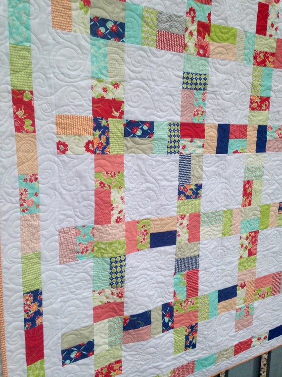Pdf Take Two Quilt Pattern Jelly Roll By Sterlingquiltcompany
