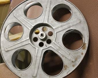 Vintage 35mm Movie Reel