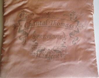 Cover satin Chantal Thomass