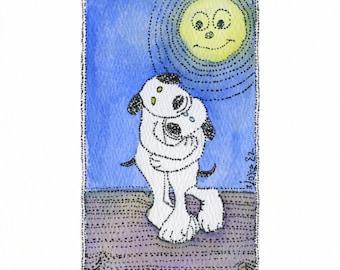 Watercolor Greeting Card Prints Original  Joyce Coletti Art