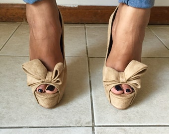 Perfect Bow Heels