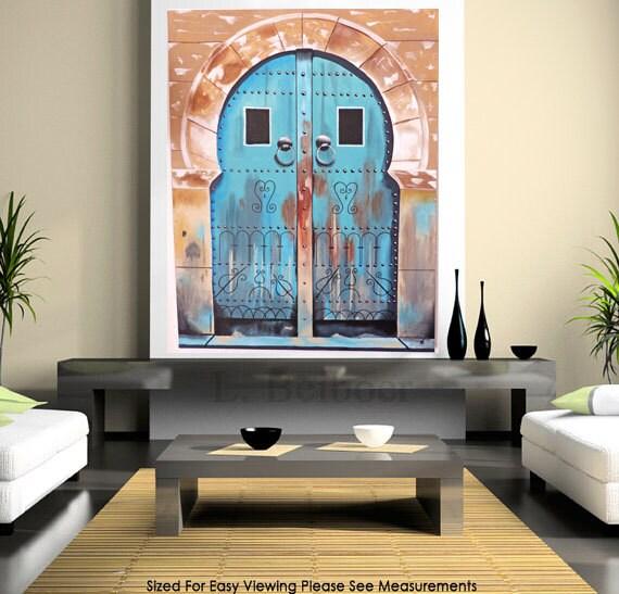 tableau moderne tunis