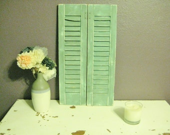 Small Shutters