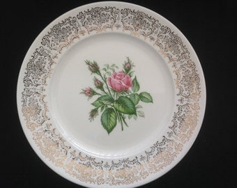 "St. Lawrence Pottery 10"" Dinner Plate"
