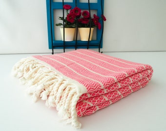 Pink Bamboo Towel,Pink Turkish Towel,Bamboo Turkish Towel,Gorgeus Pink Turkish Towel,Bamboo Towel,Best Quality Towel,HQ Turkish Towel