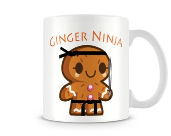 Fun_142 Ginger ninja Mug
