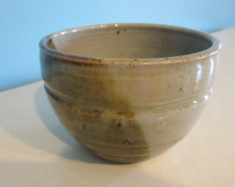 "4.75"" Hand Thrown Ceramic Bowl"