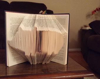 Pig Folded Book