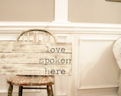 Love Spoken Here, 24&quot...