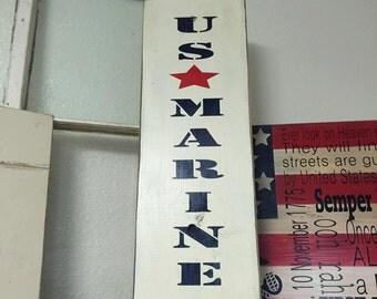 U.S. Marines Sign