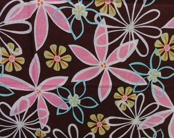 MICHAEL MILLER ** Daisy Dreams ** Boutique Designer Fabric for quilting, sewing, etc.