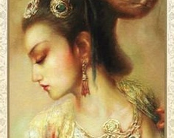 Guidance on Love Unconditional with Kuan Yin