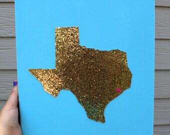 Houston, Texas Canvas
