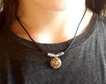 Charm Bead Necklace