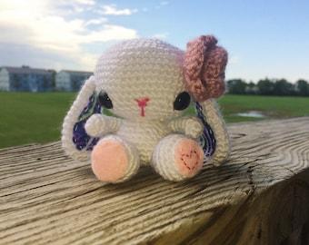 Amigurumi Bunny, Beautiful crochet gift for a friend