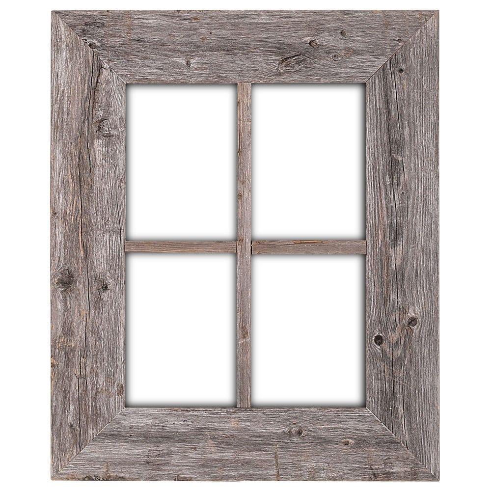 Rustic Wood Window Frame Window Frame Window Pane Frame