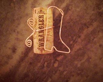 Wine Cork Magnet