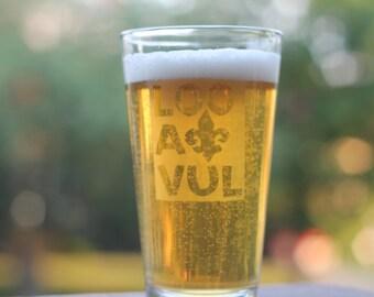Louisville Pint Glass