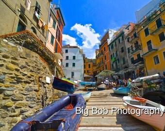 Cinque Terre, Italy Photography