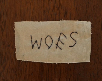Woes Patch