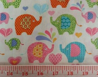 Elephant Fabric By The Yard