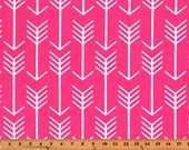Premier Prints Arrow in Candy Pink Home Decor fabric, 1 yard