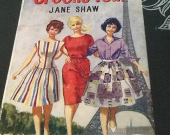 1962 first edition Crooks Tour by Jane Shaw