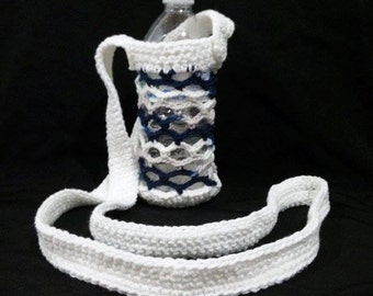 Crochet Bottle Holder / Carrier