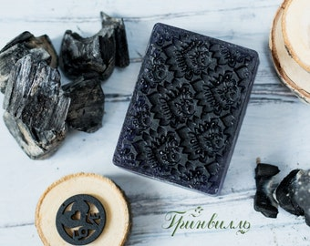 Natural coal SOAP