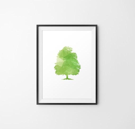 Items similar to tree decor tree minimal art tree wall for Minimal art wall